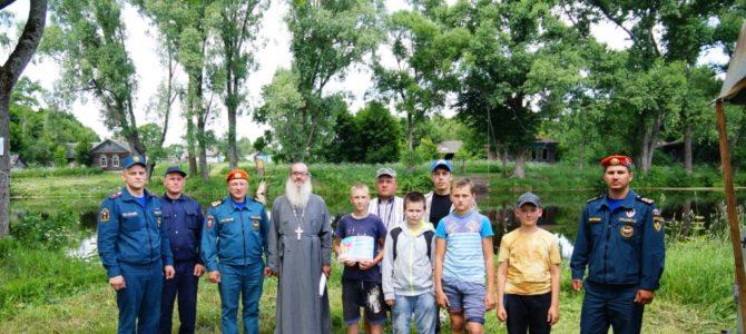 Климовское благочиние. Межпоселенческий туристический слёт