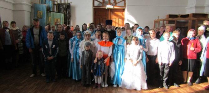 Мглинское благочиние. Праздничный концерт в день Покрова Пресвятой Богородицы